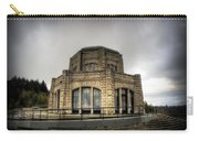 Vista House At Crown Point - Oregon Carry-all Pouch