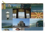 Vista House Collage Carry-all Pouch