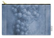 Vitis Cyanotype Carry-all Pouch