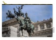 Vittorio Emanuele II Monument In Rome Carry-all Pouch