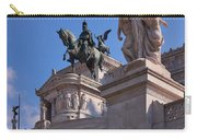 Vittorio Emanuelle Carry-all Pouch