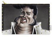 Viva Las Vegas Elvis Carry-all Pouch