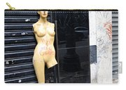 Viva O Meu Corpo - Sao Paulo Carry-all Pouch by Julie Niemela