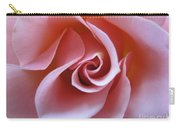 Vivacious Pink Rose 3 Carry-all Pouch
