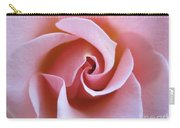 Vivacious Pink Rose 5 Carry-all Pouch