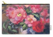 Vivacious Roses Carry-all Pouch