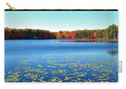 Vivid Fall Colors Carry-all Pouch