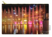 Vivid Sydney By Kaye Menner -  Vivid Aquatique  Carry-all Pouch