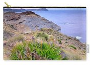 Volcanic Desert At Sunset Carry-all Pouch