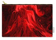 Red Volcanic Dreams Carry-all Pouch