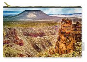 Volcano At Grand Canyon Arizona Carry-all Pouch