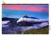Volcano In The Clouds Carry-all Pouch