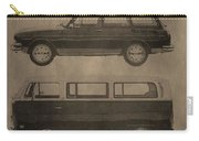 Volkswagen Advertisement Carry-all Pouch