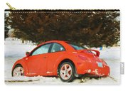 Volkswagen Snow Day Carry-all Pouch