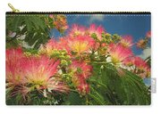 Voluntary Mimosa Tree Carry-all Pouch