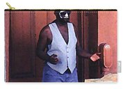 Voodoo Busker In New Orleans Carry-all Pouch