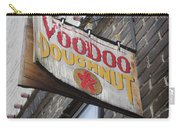 Voodoo Doughnuts Carry-all Pouch