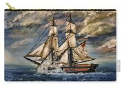 Voyage Of The Cloud Chaser Carry-all Pouch