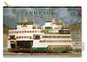 Voyage To Puget Sound Carry-all Pouch
