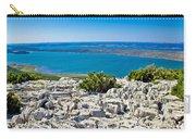Vransko Lake And Kornati Islands Carry-all Pouch
