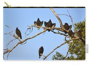 Vulture Tree Full Of Buzzards Carry-all Pouch