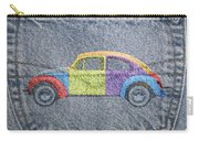 Vw Beetle Carry-all Pouch