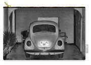 Vw Beetle Digital Painting Carry-all Pouch