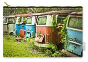 Vw Buses Carry-all Pouch by Carolyn Marshall
