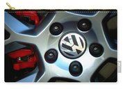 Vw Gti Wheel Carry-all Pouch