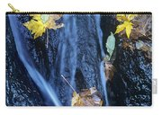 Wachlella Falls Detail Columbia River Gorge Carry-all Pouch