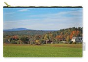 Wachusett Mountain From Harvard Ma Carry-all Pouch