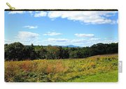 Wachusett Mountain From Tower Hill Carry-all Pouch