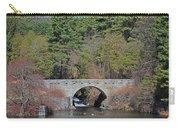 Wachusett Reservoir Spillway 6 Carry-all Pouch