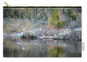 Wading Along Carry-all Pouch