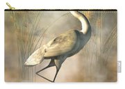 Wading Egret Carry-all Pouch