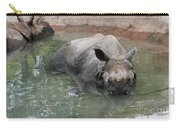 Wading Rhinos Carry-all Pouch