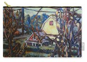 Wadsworth Avenue Again Carry-all Pouch