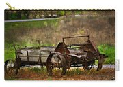 Wagon Carry-all Pouch by Marty Koch