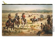 Wagon Train Carry-all Pouch
