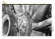 Wagon Wheel - No Where To Go - Bw 03 Carry-all Pouch