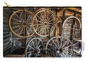 Wagon Wheels Carry-all Pouch