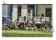 Wagon Wheels In Dodge City Carry-all Pouch
