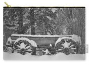 Wagon Wheels June Lake Carry-all Pouch
