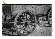 Wagon Wheels Rolling Carry-all Pouch