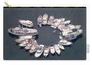 Wagonwheel Wedding Raftup Carry-all Pouch