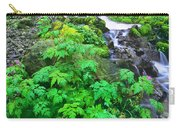 Wahkeena Falls In The Columbia River Gorge Carry-all Pouch