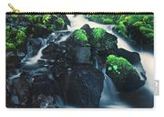 Wahkeenah Falls Columbia River Gorge Nsa Oregon Carry-all Pouch
