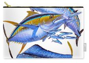 Wahoo Tuna Dolphin Carry-all Pouch