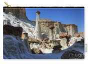 Wahweap Hoodoos Utah Carry-all Pouch