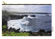 Waianapanapa Pailoa Bay Hana Maui Hawaii Carry-all Pouch